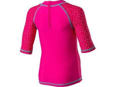 FIREFLY Kinder Shirt KK-Schwimmshirt Tarsha Pink
