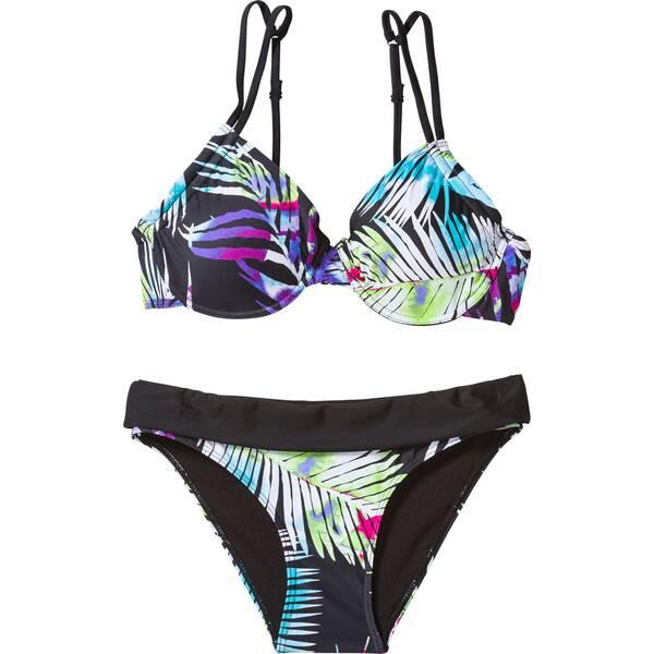 Bademode - FIREFLY Damen Bikini D Bikini Thorothea › Grün  - Onlineshop Intersport