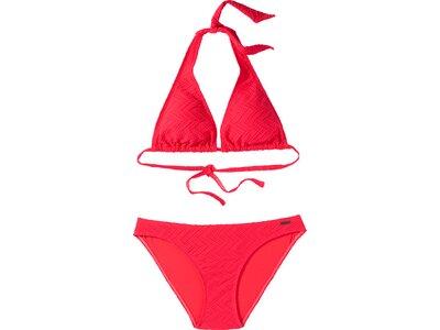 FIREFLY Damen Bikini D-Bikini Taylor Rot