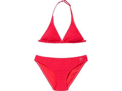 FIREFLY Kinder Bikini Mä-Bikini Topsy Rot