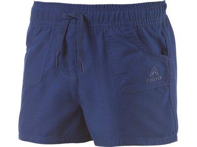 FIREFLY Kinder Badeshorts Mä-Shorts Barbie II Blau