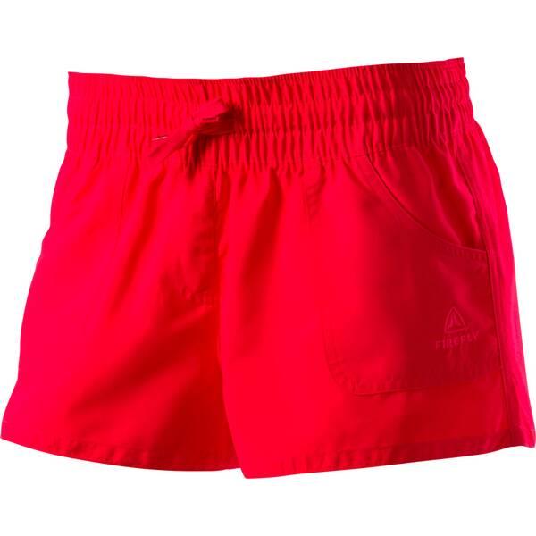 Bademode - FIREFLY Damen Badeshorts Barbie II › Rot  - Onlineshop Intersport
