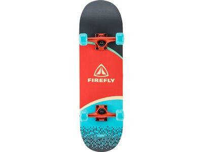 FIREFLY Skateboard SKB 310 Rot