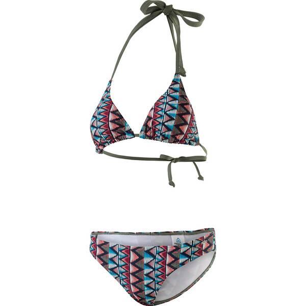 Bademode - FIREFLY Damen Bikini Liliosa › Grün  - Onlineshop Intersport