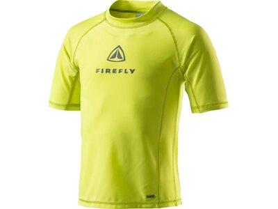 FIREFLY Kinder Shirt Jestin II Gelb
