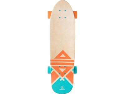 FIREFLY Skateboard WCB 400 Braun