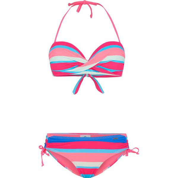 Bademode - FIREFLY Damen Bikini Alessia › Pink  - Onlineshop Intersport