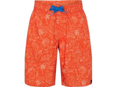 FIREFLY Kinder Badeshorts Korentin Orange