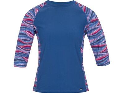FIREFLY Damen Shirt Augustine Blau