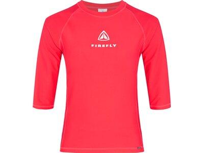 FIREFLY Damen Shirt Lunelia II Rot
