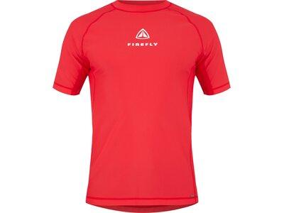 FIREFLY Herren Shirt Laryn II Rot