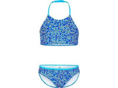 FIREFLY Kinder Bikini Afra Blau