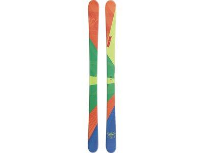 FIREFLY Herren Free Ski Wallrider + N TL100 B90 Orange