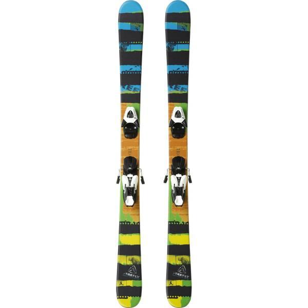 FIREFLY Kinder Free Ski Ski-Set Rocket jr. + Bdg. NTC45/NTL75