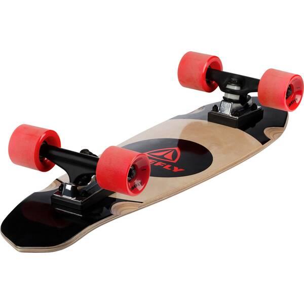 FIREFLY Skateboard Cruiser Circle