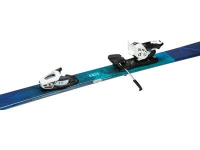 FIREFLY Kinder Free Ski Rocket Jr. inkl. Bindung NTC45-NTL75 Blau