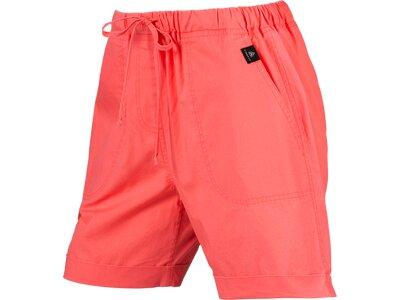 FIREFLY Damen Shorts Adrina Rot