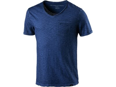 FIREFLY Herren T-Shirt Abbas Blau