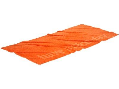 FIREFLY Badetuch Finn Orange