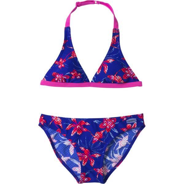 FIREFLY Kinder Bikini Kara Blau