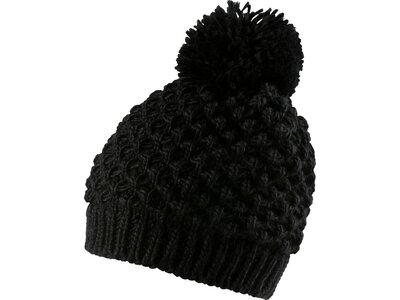 FIREFLY Damen Damen Mütze Madita Schwarz