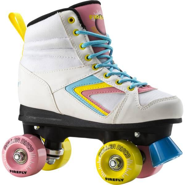 FIREFLY Kinder Rollerskates Roller Disco Weiß