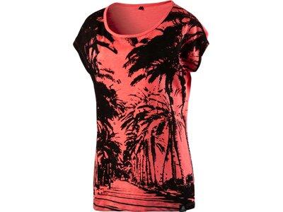 FIREFLY Damen T-Shirt Cosima Rot