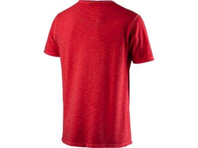 FIREFLY Herren T-Shirt Calvin Rot