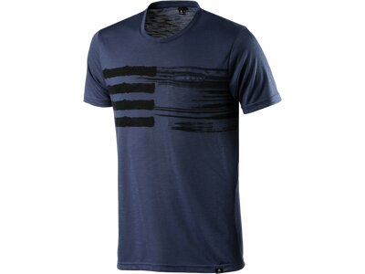 FIREFLY Herren T-ShirtCarlo Blau
