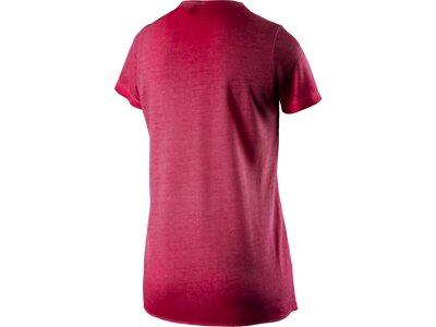 FIREFLY Damen T-Shirt Chrissy Rot