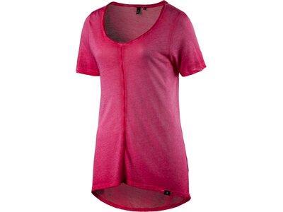 FIREFLY Damen T-Shirt Cindy Rot