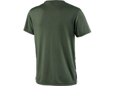 FIREFLY Kinder T-Shirt Can Grün