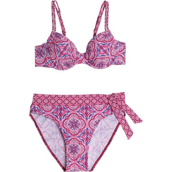 Bademode - FIREFLY Damen Bikini Tanja › Pink  - Onlineshop Intersport