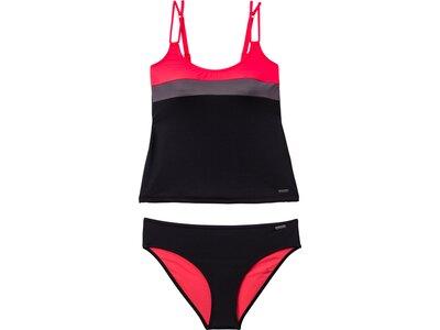 FIREFLY Damen Bikini D-Tankini Ursa Schwarz