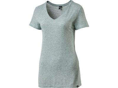 FIREFLY Damen Shirt D-T-Shirt Doris Grün