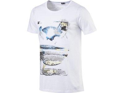 FIREFLY Herren Shirt Elöd Weiß