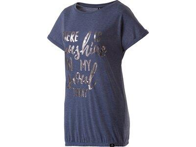 FIREFLY Damen Shirt Eve Blau