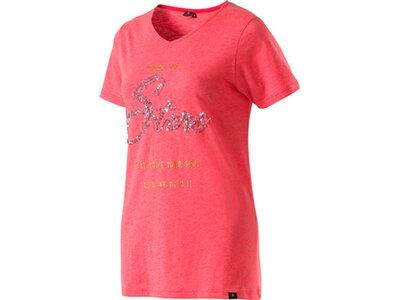 FIREFLY Damen Shirt Elisa Rot