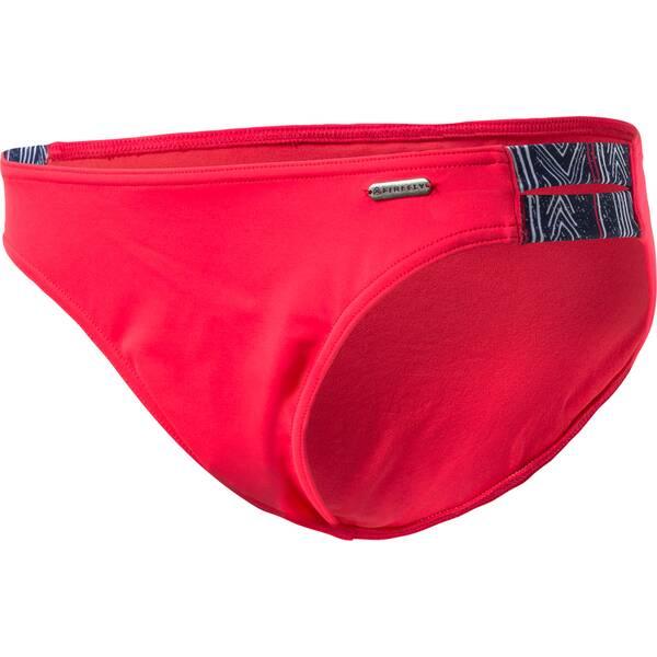 Bademode - FIREFLY Damen Bikinihose Tarona › Rot  - Onlineshop Intersport