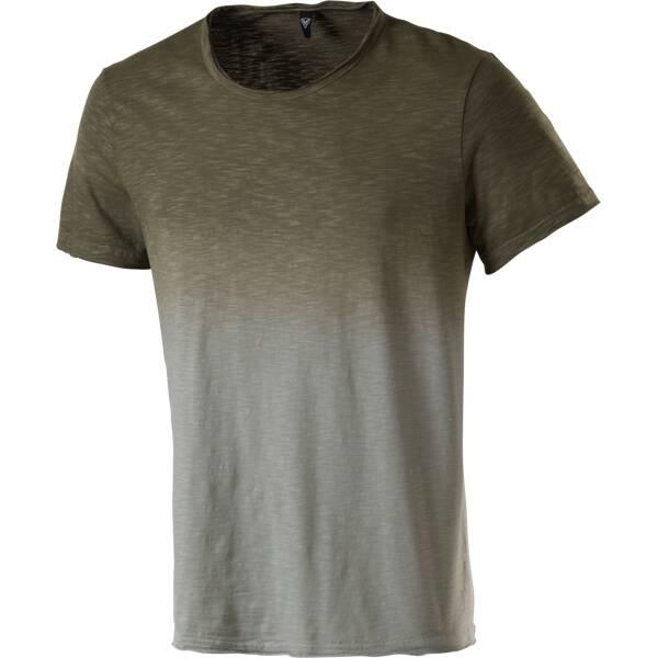 FIREFLY Herren Shirt Edin | Bekleidung > Shirts > Sonstige Shirts | Grün - Grau | Baumwolle | Firefly