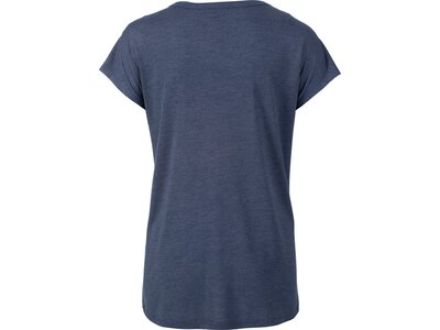 FIREFLY Damen T-Shirt Onna Blau