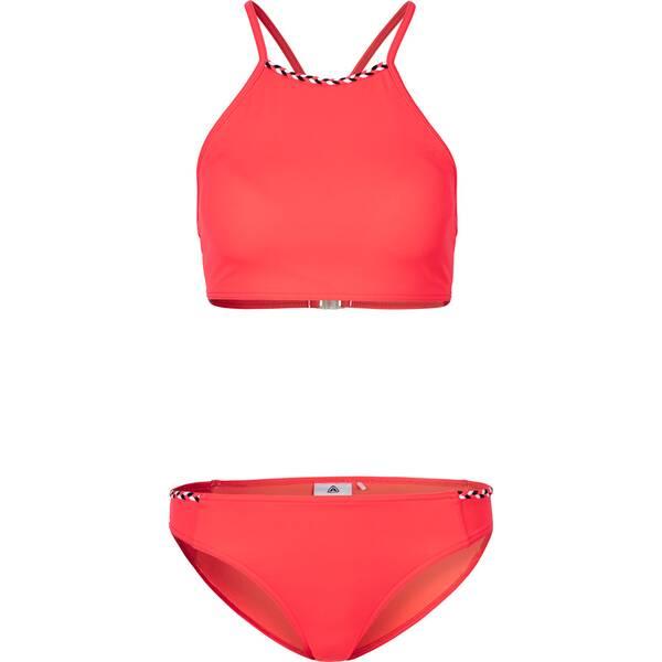 Bademode - FIREFLY Damen Bikini Abine › Rot  - Onlineshop Intersport
