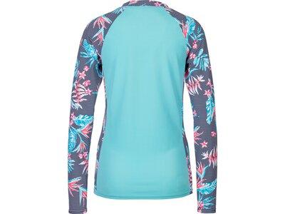 FIREFLY Damen Shirt MINA Blau