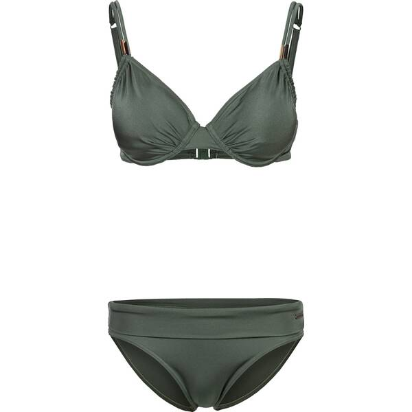 Bademode - FIREFLY Damen Bikini Anisa › Grün  - Onlineshop Intersport