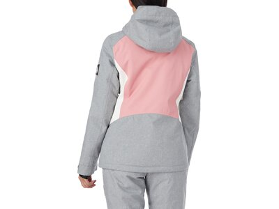 FIREFLY Damen Jacke Dakota II Grau