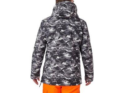 FIREFLY Herren Kapuzen Snowboardjacke Gus Grau