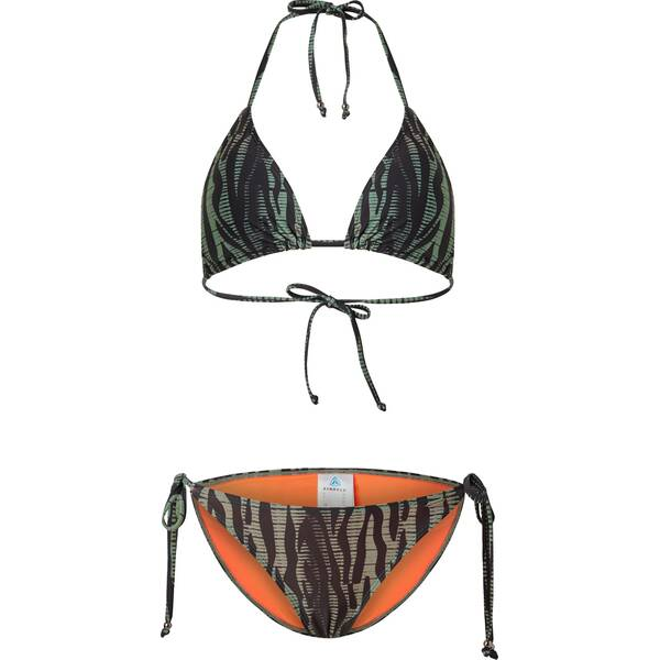 Bademode - FIREFLY Damen Bikini GMT4 Sandrine › Grün  - Onlineshop Intersport