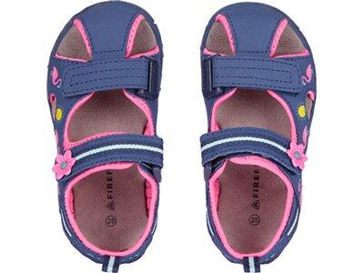 FIREFLY Kinder Trek-Sandale Emilie 8 Pink