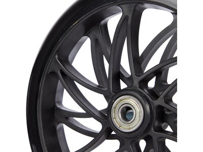 FIREFLY Scooter-Rollen PU Wheels 200mm 1.0 Schwarz