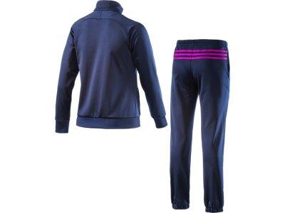ADIDAS Kinder Sportanzug K-Präs-Anzug PES Kimana Blau